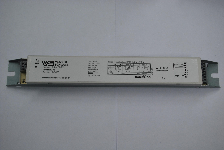直管型荧光灯电子镇流器 fbh-236